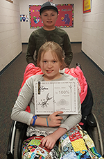 January Reflex Math Completers