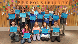 November Student of the Month Winners and Nominees