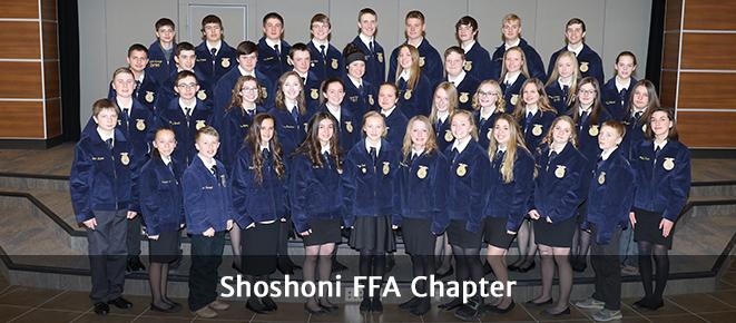 Shoshoni FFA Chapter