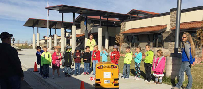 1st Grade Bus Safety