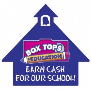 Box Tops Education - Earn cash for our school!