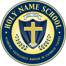 Holy Name School Home page