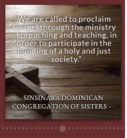 Sinsinawa Dominican Congregation of Sisters