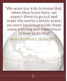 Bob Growney quote