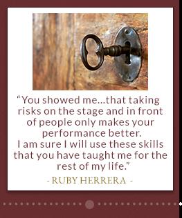 Ruby Herrera quote
