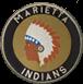 Marietta Indians logo