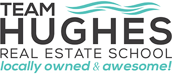 TEAM Hughes Real Estate School Home page