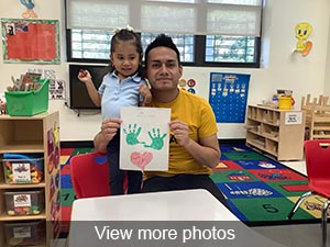 View more photos of Dads Take Your Child to School