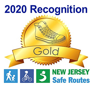 2020 Recognition Gold New Jersey Safe Routes