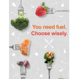 You need fuel.  Choose wisely.