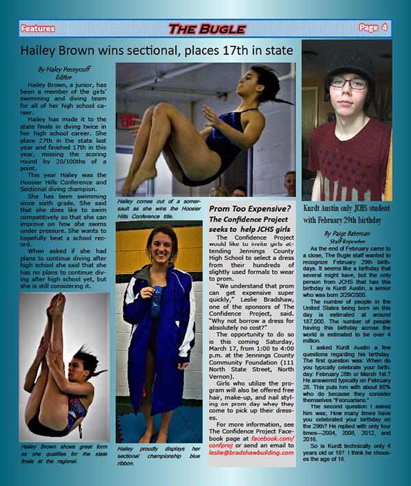 Spotlight on Hailey Brown
