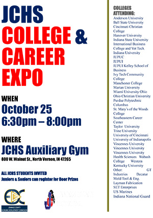 link to College and Career Expo pdf