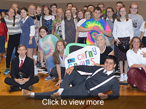 view more photos from our 60's Day event