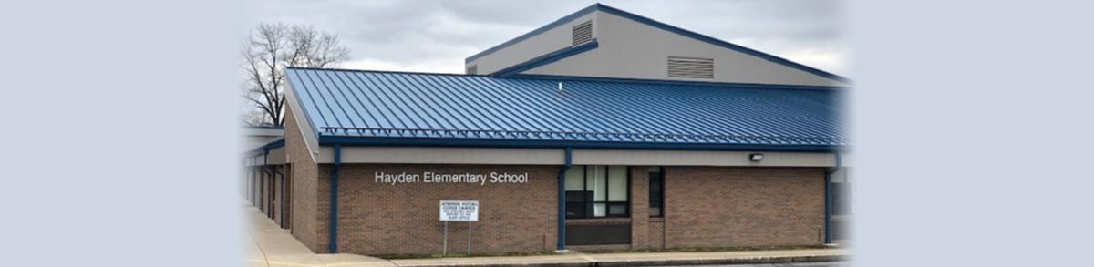 Hayden Elementary School building