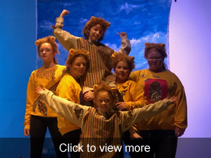 View more photos of The Lion King Jr. performance