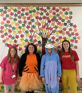 Hayden Elementary students