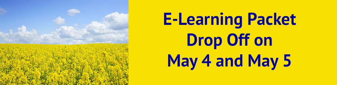 E-Learning packet drop off on May 4 and 5