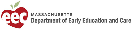 EEC logo - Massachusetts Department of Early Education and Care