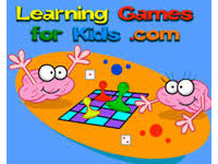 Website for Learning Games for Kids