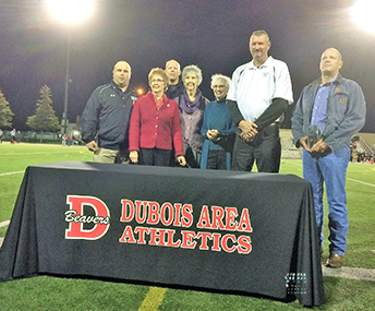 Congratulations to 2017 DAHS Sports Hall of Fame inductees!