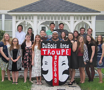 DuBois Area Troupe 6949