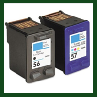Two ink cartridges