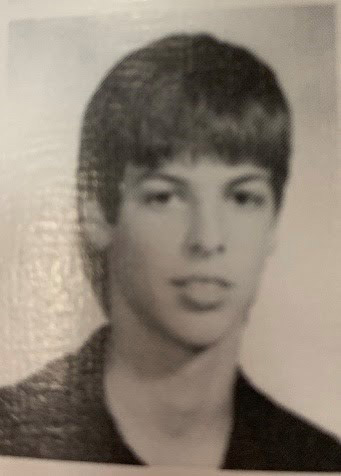 Scott Fetterman - HS Yearbook Picture