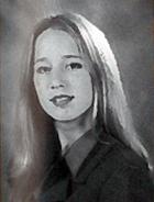 Angela Petree, Alumni of the Month