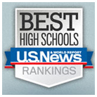 U.S. News and World Report 2013 Best High Schools Bronze Medal Award Winner