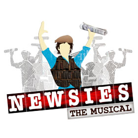 NEWSIES The Musical website