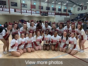 view more photos of cheerleading competition