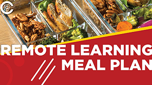 Remote Learning Meal Plan