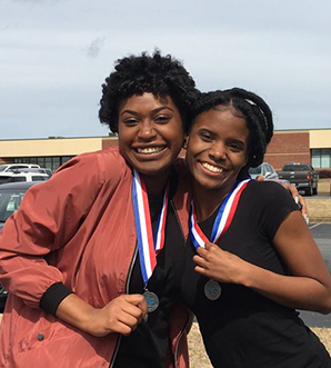 Congratulations to Brooklyn and Jordan Runner-ups in Dramatic Interpretation Duo at the GHSA State Literary Meet