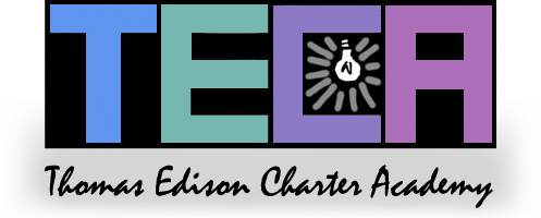 Thomas Edison Charter Academy home page