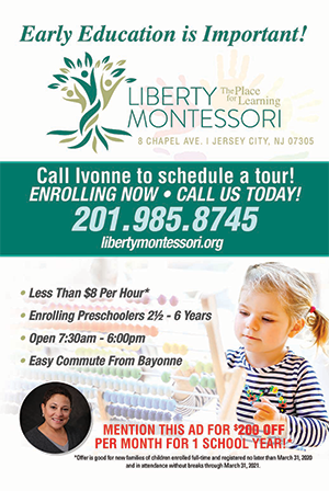 Enrolling now. Call us today!