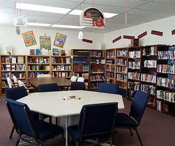 Hermiston library