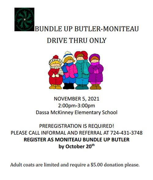 Click for Bundle Up Butler-Moniteau flyer