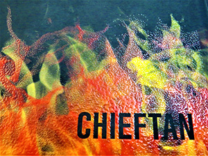 Chieftain yearbook cover