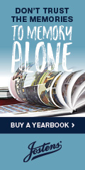 Don't trust memories to memory alone.  Buy a Yearbook.  Jostens