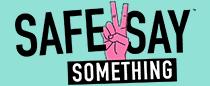 Safe 2 Say Something logo