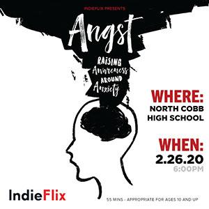 Angst - Raising Awarenes Around Anxiety