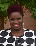 Cassandra Dixon, Ph.D.