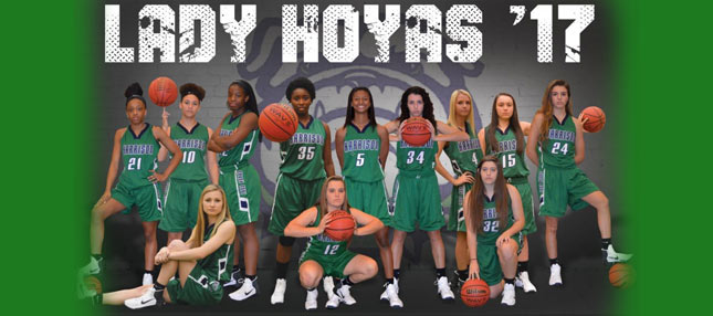 Lady Hoya Basketball Team