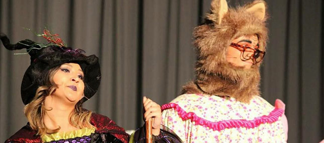 Shrek the Musical - Big Bad Wolf and Witch