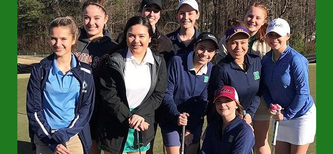 Harrison High School golf team