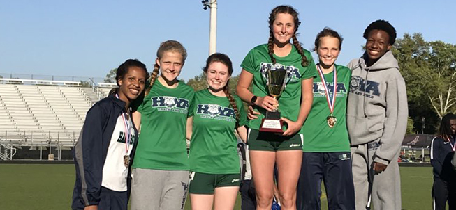 Harrison High School Winning Athletes