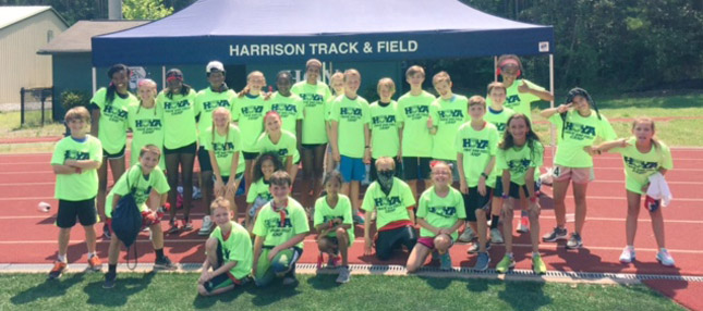 Harrison Track and Field