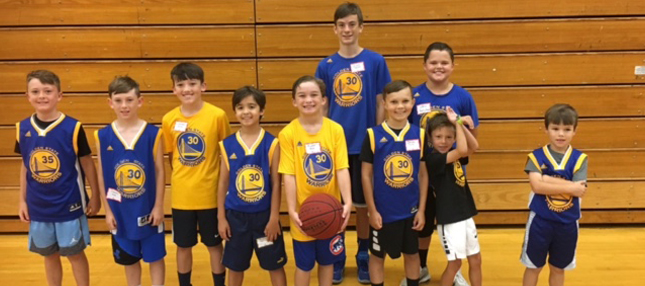 Harrison Basketball Players