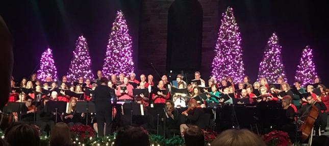 Holiday Choir Show