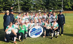 GHSA Softball Champs